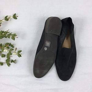 Lucky Brand Shoes - Lucky Brand Cahill Black Leather Flats Size 8.5